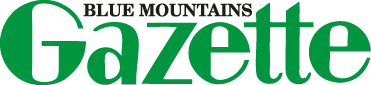 Blue mountains gazette logo