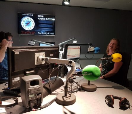 Julie d jones radio europe